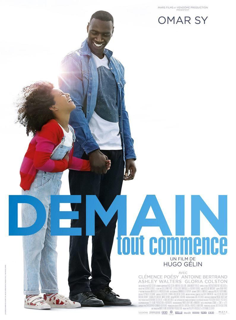 DEMAIN TOUT COMMENCE (4 MAKING-OF) avec Omar Sy, Ginnie Watson, Clémence Poésy - Le 7 décembre 2016 au cinéma