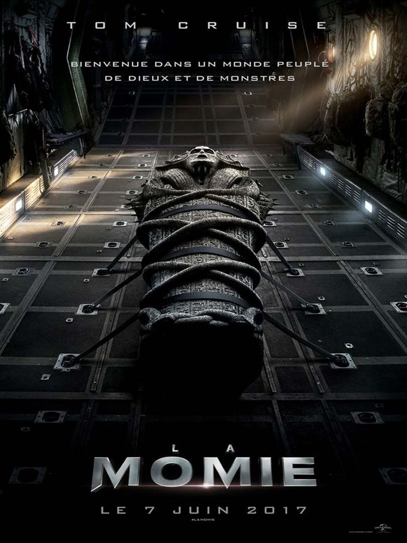 La Momie (The Mummy) (Featurette : Inside Look VOST) avec Tom Cruise, Annabelle Wallis, Russell Crowe - Le 7 juin 2017 au cinéma