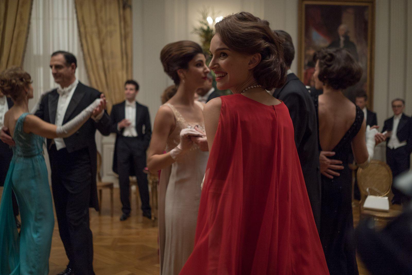 Jackie (BANDE ANNONCE VOST) avec Natalie Portman, Peter Sarsgaard, Greta Gerwig - Le 1er février 2017 au cinéma