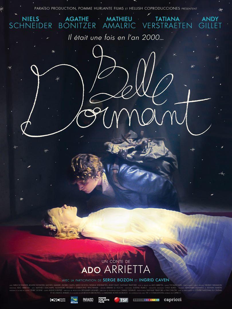 BELLE DORMANT (BANDE ANNONCE) avec Niels Schneider, Agathe Bonitzer, Mathieu Amalric - Le 18 janvier 2017 au cinéma