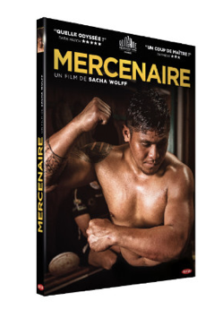 MERCENAIRE, un film de Sacha Wolff, en DVD le 6 février 2017 chez AD VITAM