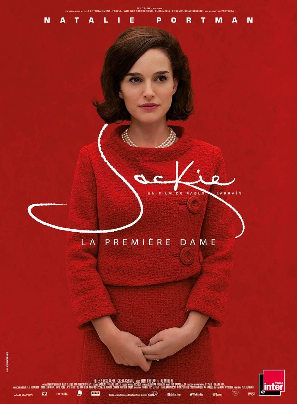 JACKIE - 4 visages de Jackie Kennedy à découvrir dans 4 extraits du film // Au cinéma le 1er février 2017 !