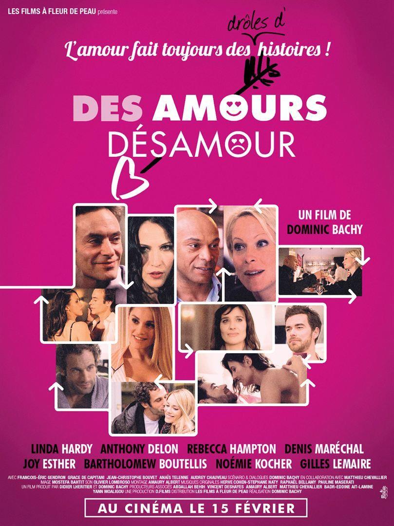 Des amours, désamour (BANDE ANNONCE) avec Anthony Delon, Linda Hardy, Denis Maréchal - Le 15 février 2017 au cinéma