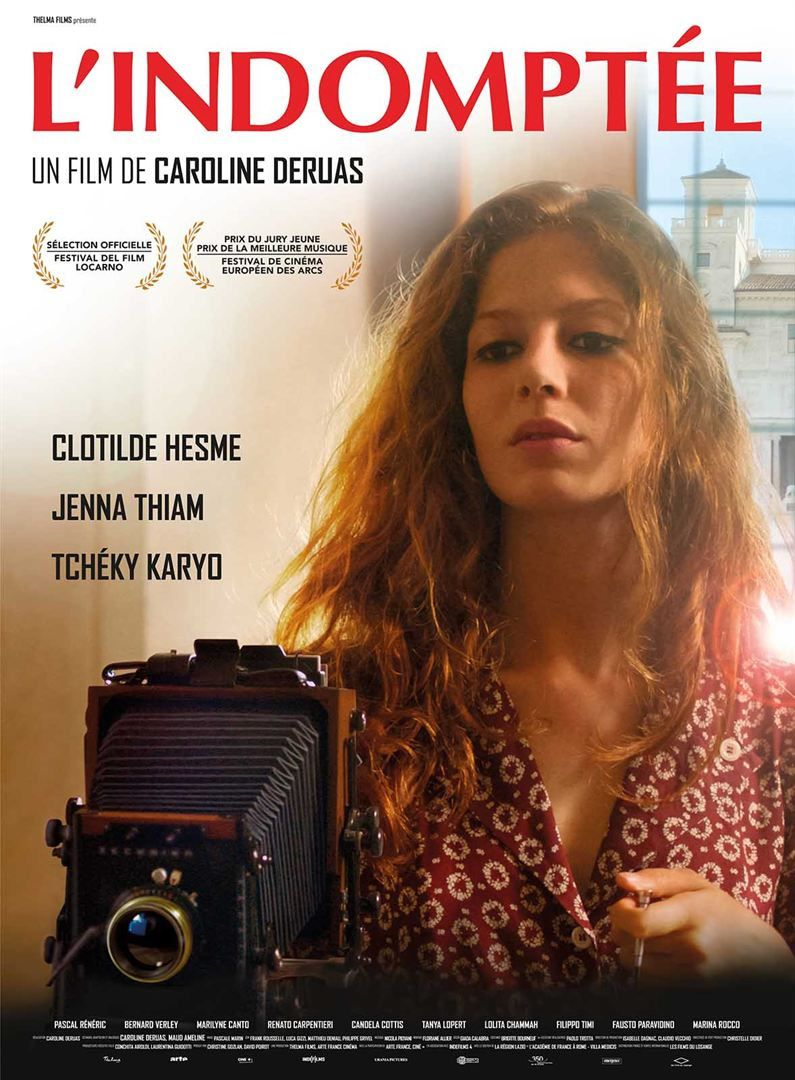 L'Indomptée (BANDE ANNONCE) avec Clotilde Hesme, Jenna Thiam, Tchéky Karyo - Le 15 février 2017 au cinéma
