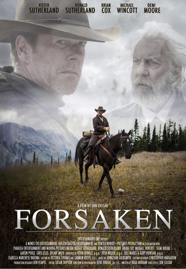 Forsaken, retour à Fowler (BANDE ANNONCE) avec Kiefer Sutherland, Donald Sutherland, Demi Moore - Le 1er avril 2017 en DVD et BLU-RAY