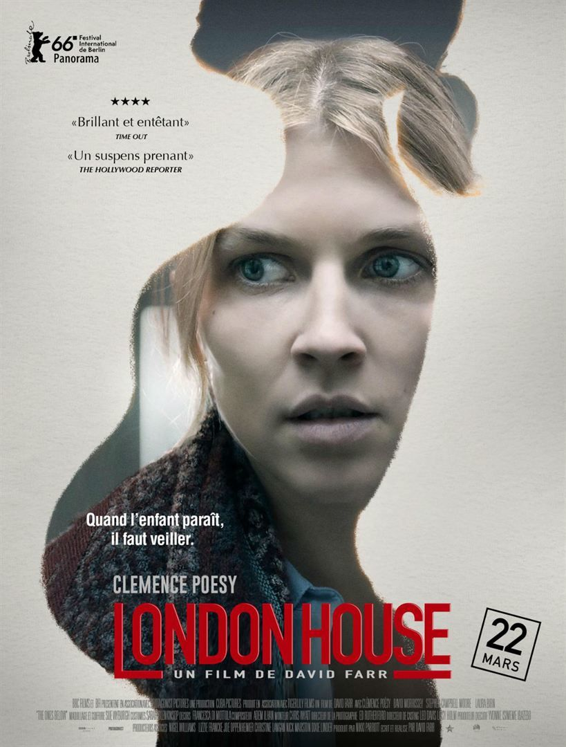 London House (BANDE ANNONCE VOST) avec Clémence Poésy - Le 22 mars 2017 au cinéma (The Ones Below)