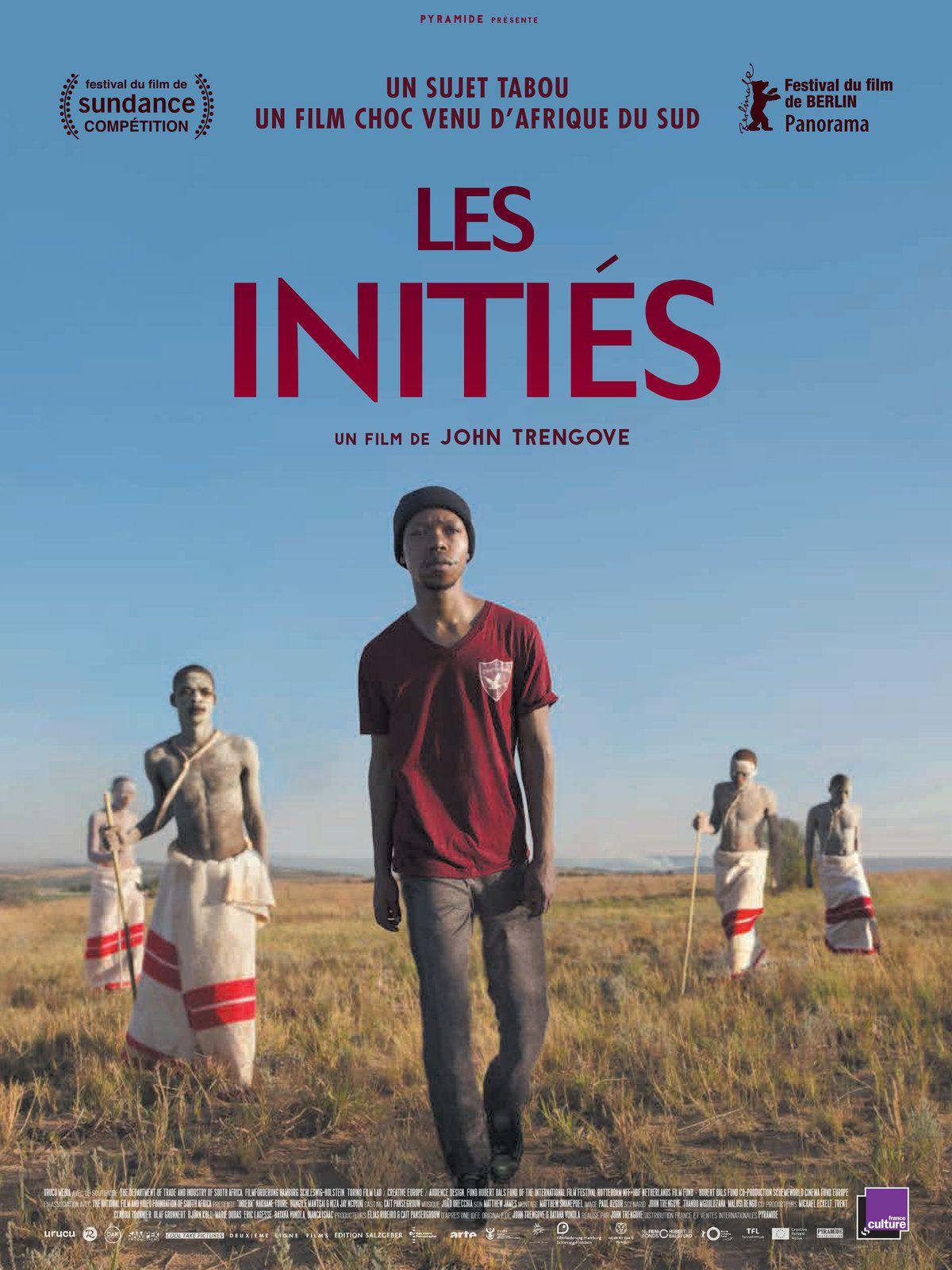 Bande-annonce du film LES INITIÉS : un sujet tabou, un film choc // Au cinéma le 19 avril 2017 !