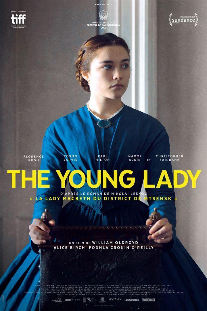The Young Lady (BANDE ANNONCE VOST) avec Florence Pugh, Cosmo Jarvis, Paul Hilton - Le 12 avril 2017 au cinéma