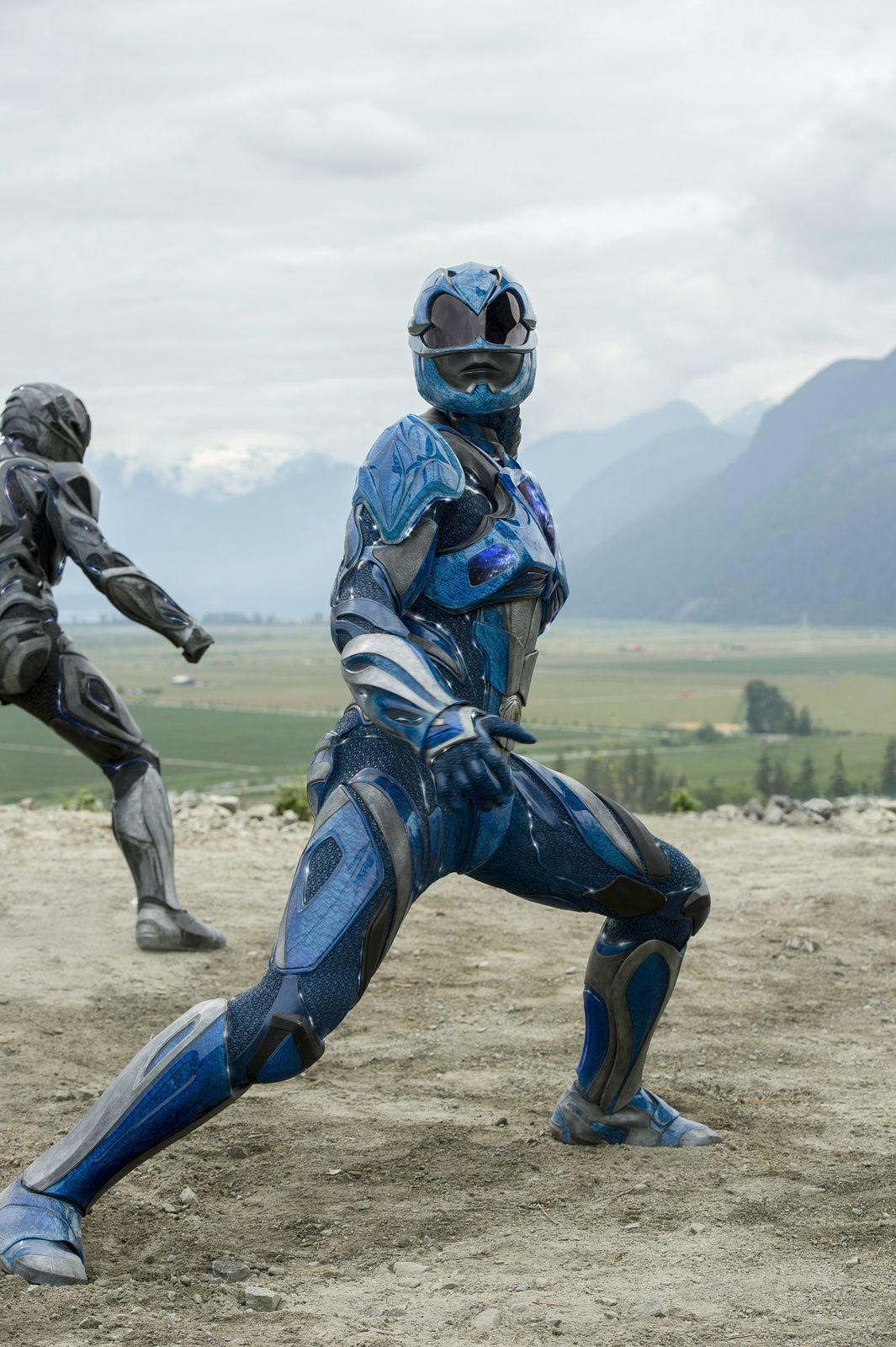 Power Rangers dans une semaine au cinéma ! Découvrez le making of !