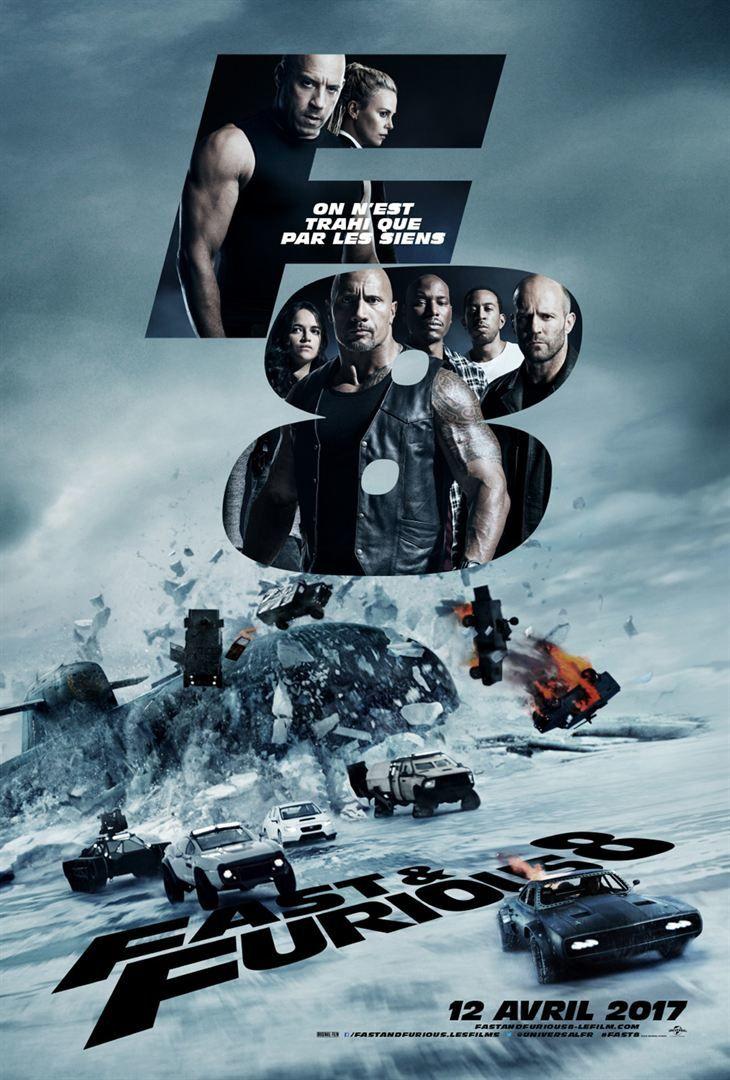 FAST &amp&#x3B; FURIOUS 8 (Featurette : Cast) avec Vin Diesel, Jason Statham, Dwayne Johnson - Le 12 avril 2017 au cinéma
