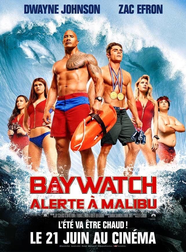 BAYWATCH : ALERTE À MALIBU - Summer is coming avec Dwayne Johnson, Zac Efron - Au cinéma le 21 juin 2017