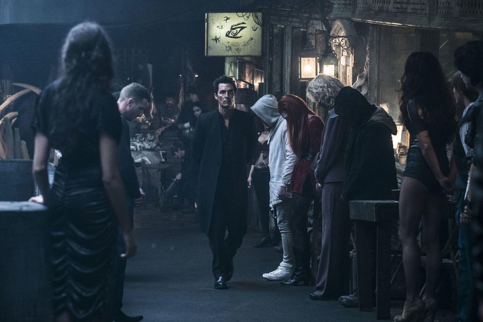 La tour sombre (BANDE ANNONCE) avec Idris Elba, Matthew McConaughey - Le 16 août 2017 au cinéma  (The dark tower)