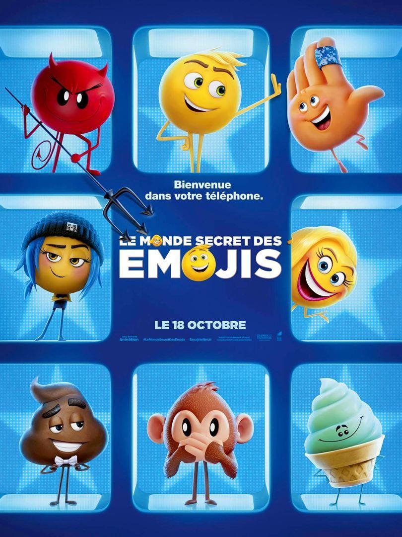 Le Monde Secret des Emojis (BANDE ANNONCE) Le 18 octobre 2017 au cinéma