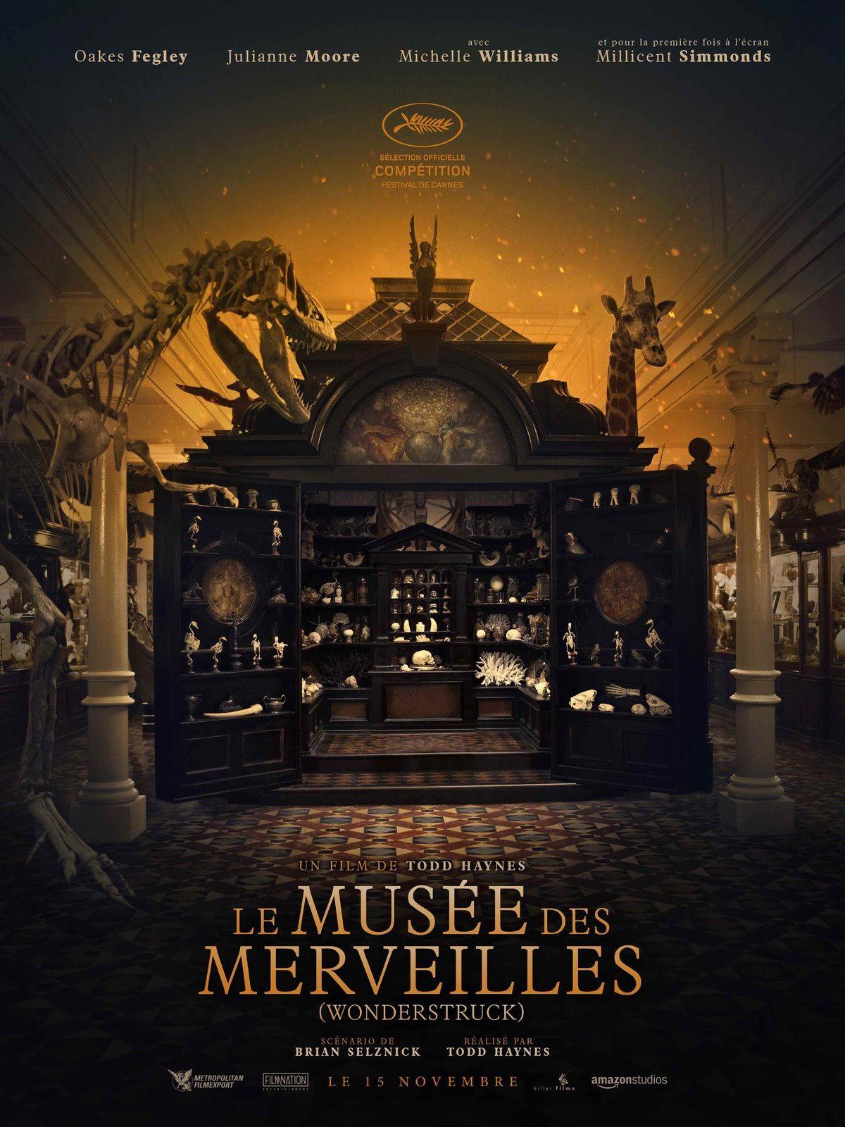 LE MUSÉE DES MERVEILLES (Wonderstruck) Découvrez un extrait avec JULIANNE MOORE - MICHELLE WILLIAMS - AU CINÉMA LE 15 NOVEMBRE 2017