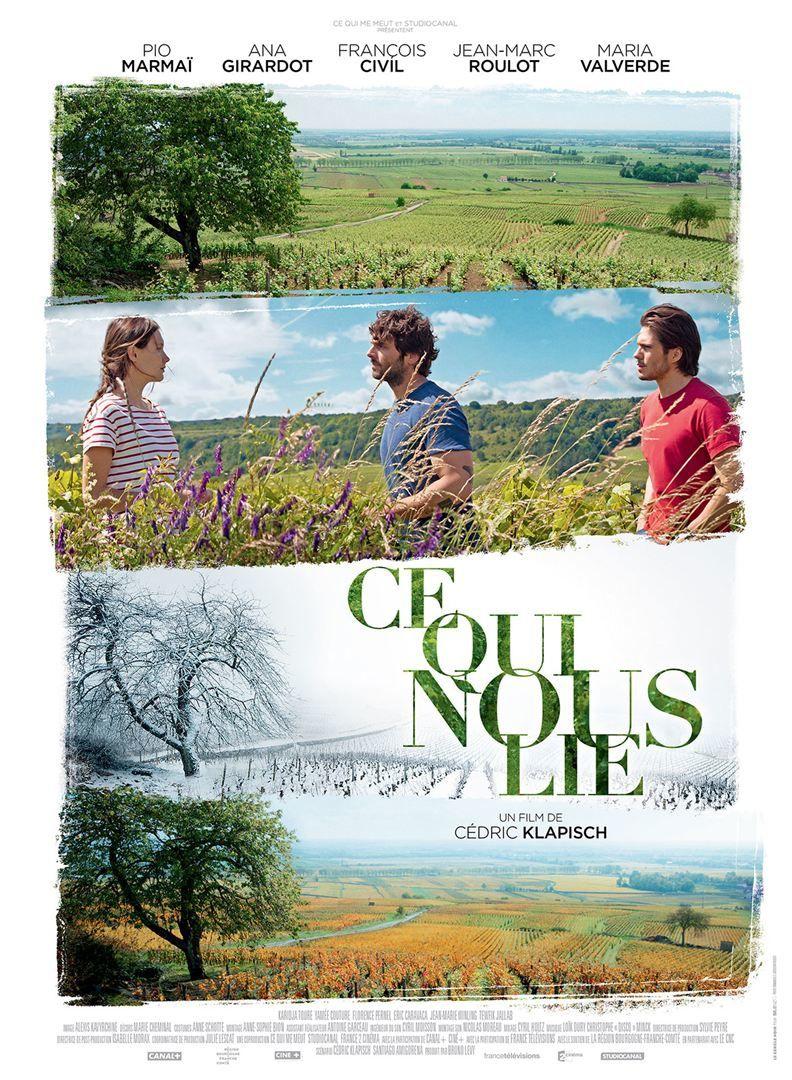 Ce qui nous lie de Cédric Klapisch - Le tournage 1 et 2 - Le 14 juin 2017 au cinéma
