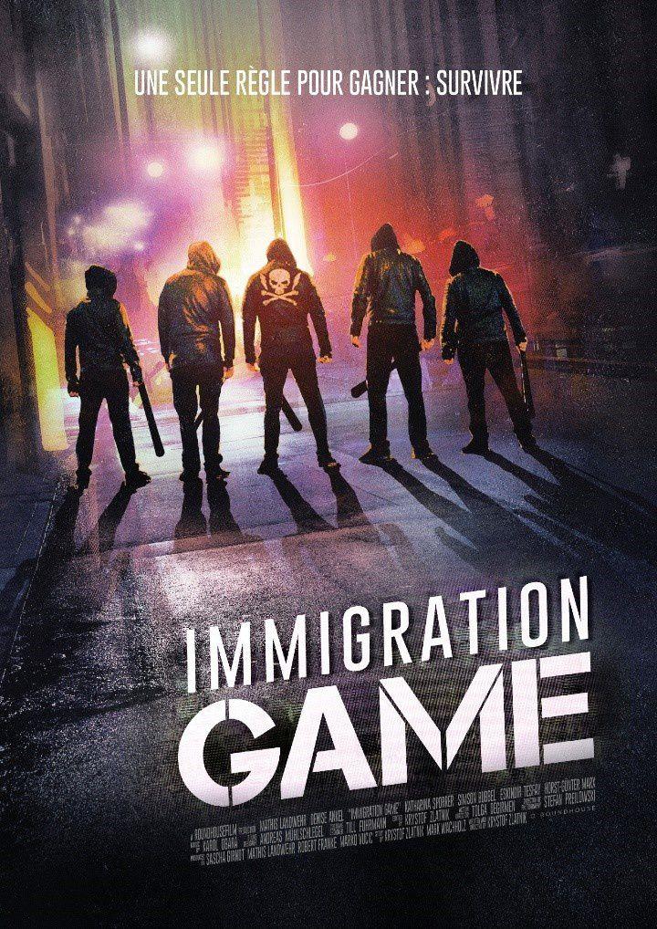 Découvrez deux extraits de IMMIGRATION GAME ! En VOD et DVD le 14 JUIN 2017
