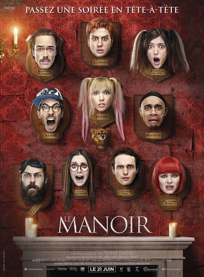 LE MANOIR : découvrez 4 extraits avec Mister V, Vincent Tirel, Ludovik et Kemar ! Le 21 juin au cinéma
