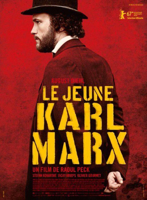 Le Jeune Karl Marx : la bande-annonce - Le 27 septembre 2017 au cinéma