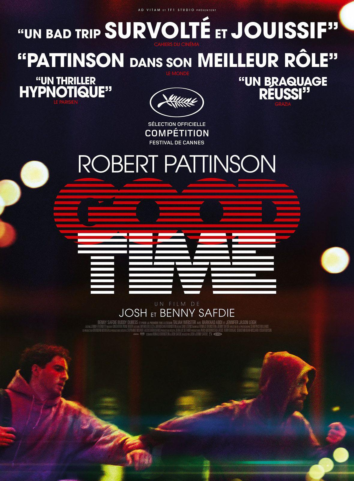 GOOD TIME - BANDE-ANNONCE VOST avec Robert Pattinson, Jennifer Jason Leigh - Le 13 septembre 2017 au cinéma