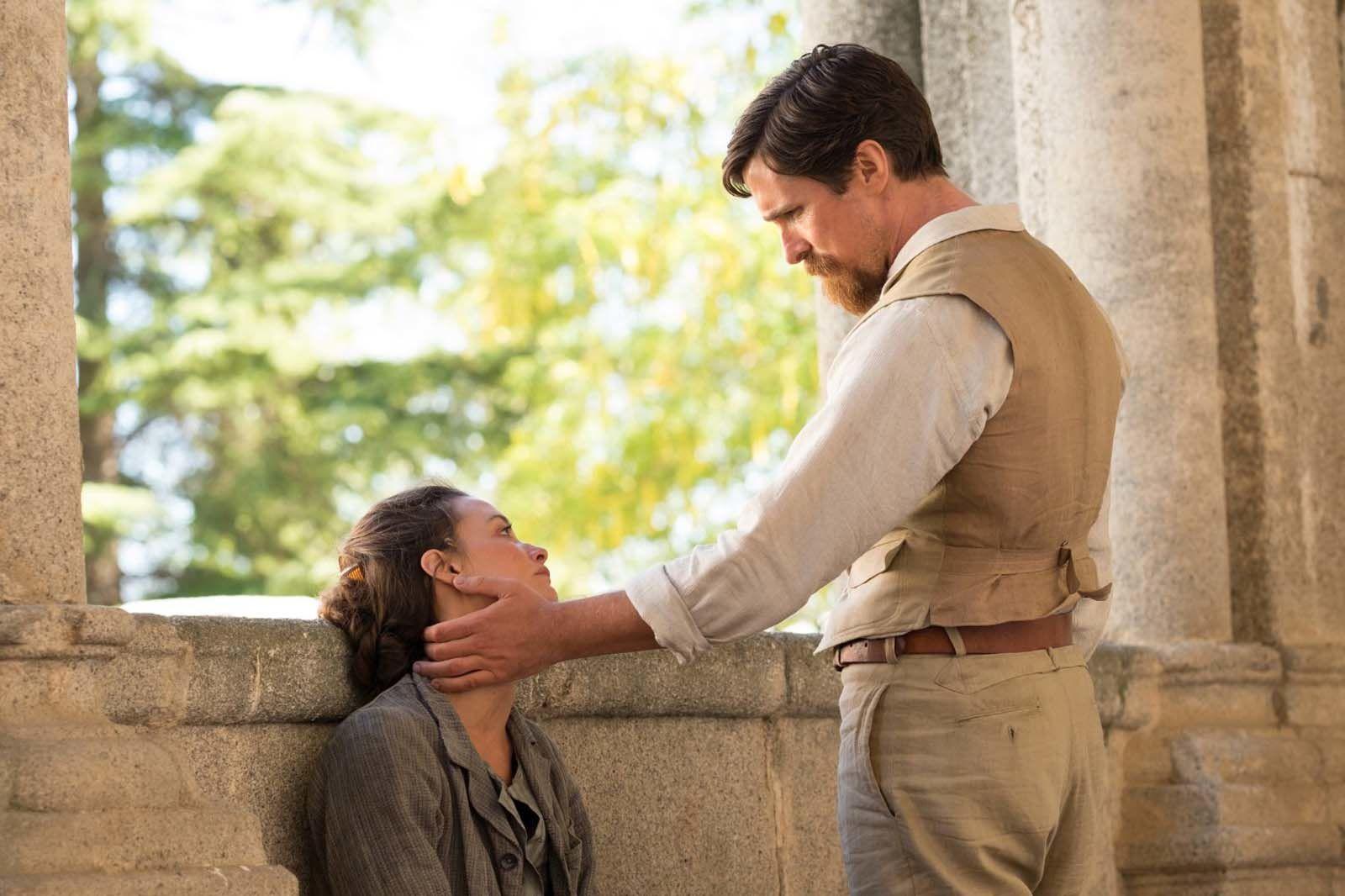 La Promesse (BANDE ANNONCE) Christian Bale, Charlotte Le Bon - Le 29 novembre 2017 au cinéma