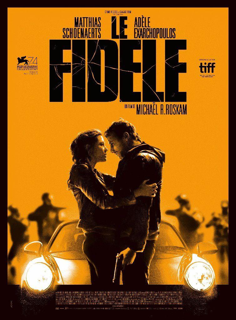 LE FIDELE (la bande-annonce) avec Adèle Exarchopoulos et Matthias Schoenaerts - Le 1er novembre 2017 au cinéma