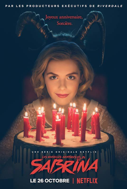 Les Nouvelles Aventures De Sabrina Teaser Joyeux Anniversaire