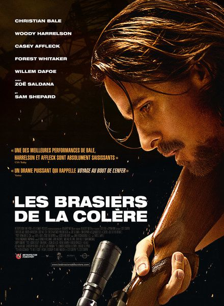Les Brasiers de la Colère (Making-of VOST) avec Christian Bale, Woody Harrelson, Casey Affleck - 15 01 2014 (Out Of The Furnace)