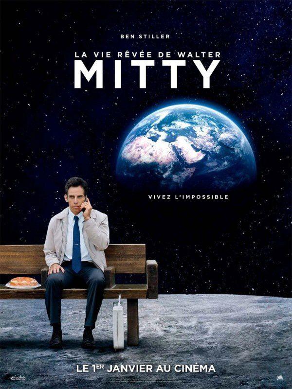 La vie rêvée de Walter Mitt (BANDE ANNONCE 2013) de et avec Ben Stiller