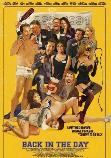 Back in the Day (BANDE ANNONCE VO 2014) avec Morena Baccarin, Michael Rosenbaum, Nick Swardson
