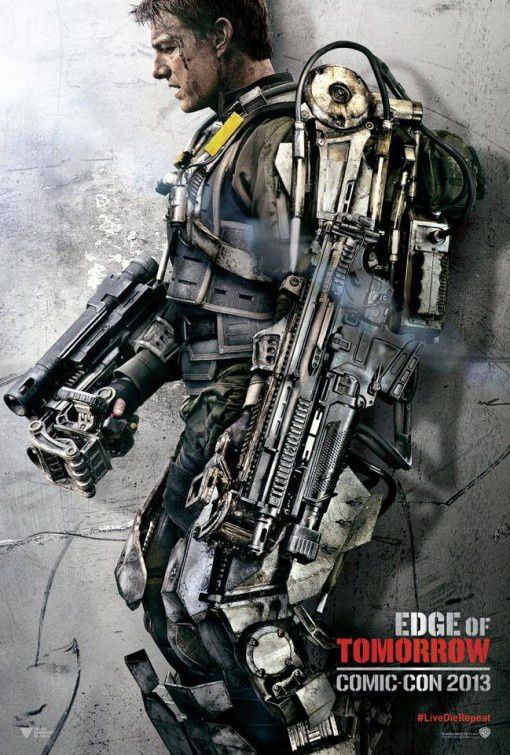 Edge of Tomorrow (BANDE ANNONCE VF et VOST) avec Tom Cruise, Emily Blunt - 04 06 2014