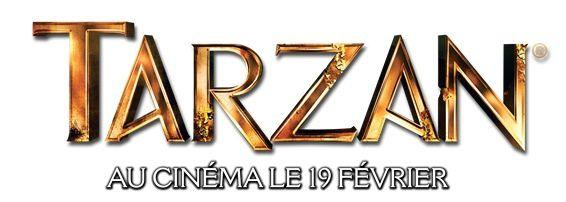 TARZAN au cinéma le 19 février 2014 : découvrez les affiches personnages !