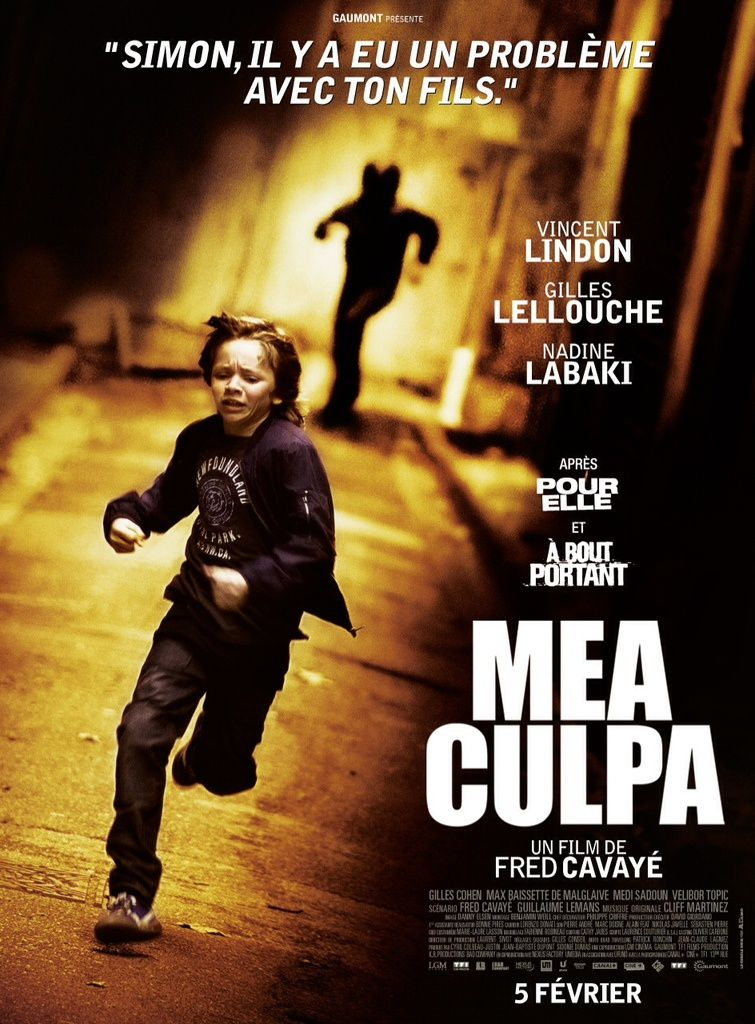 Mea culpa (BANDE ANNONCE) de Fred Cavaye avec Vincent Lindon, Gilles Lellouche