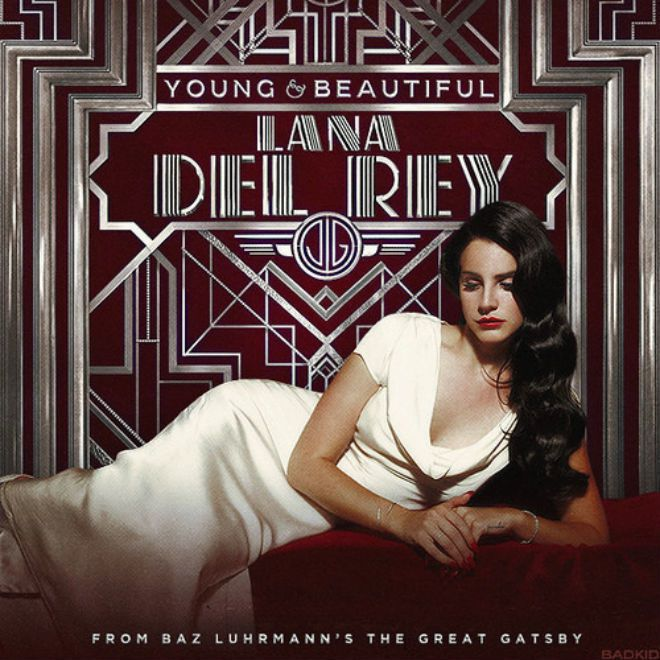 Lana Del Rey - Young and Beautiful (CLIP BOF : The Great Gatsby)