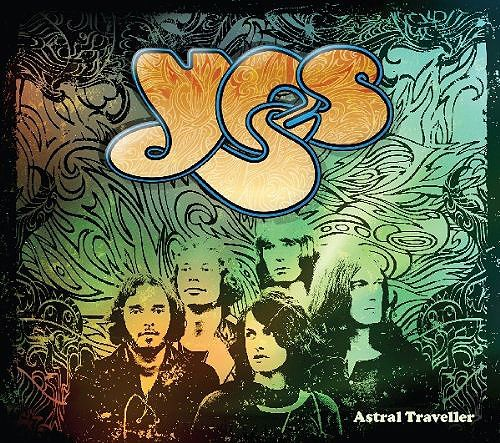 Yes - Astral Traveller (CLIP)