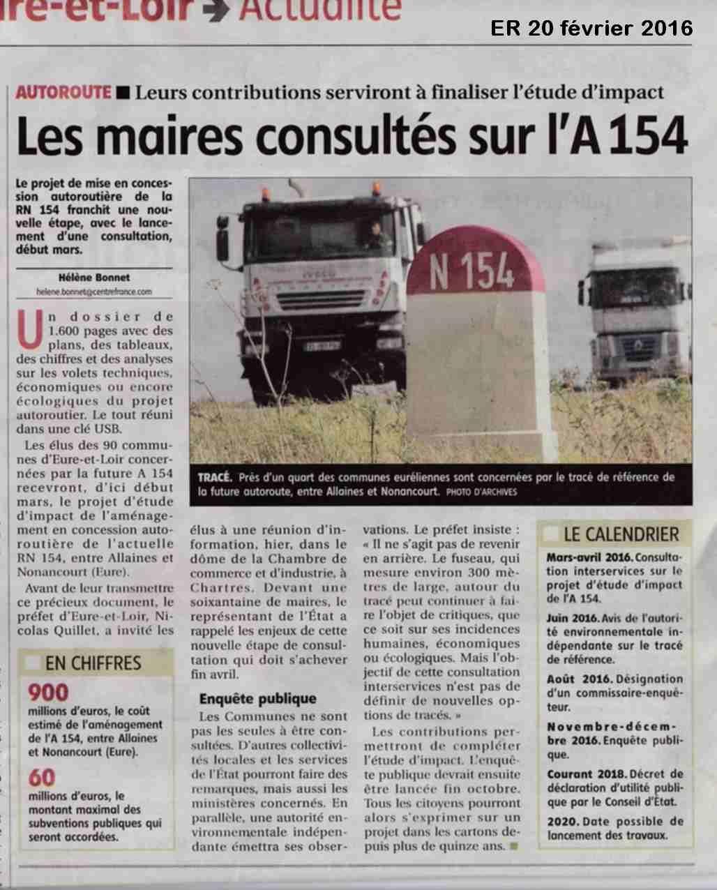 Presse/ Réunion des maires à Chartres
