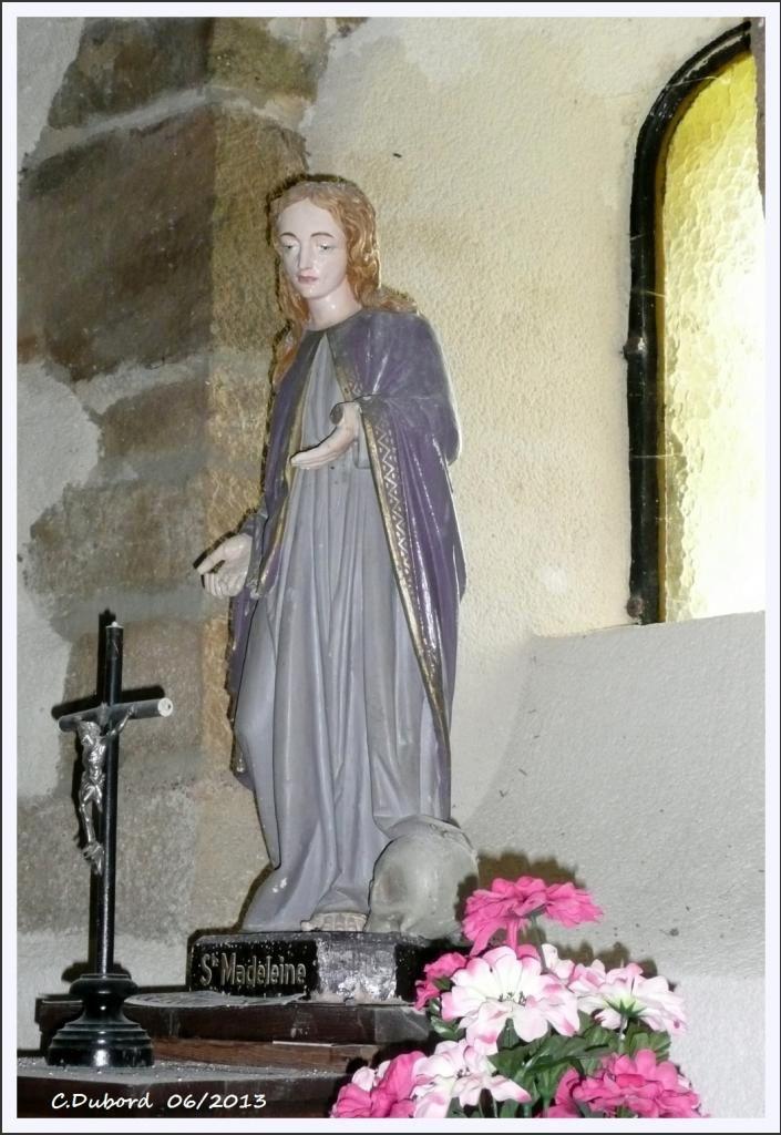 Sainte Madeleine.
