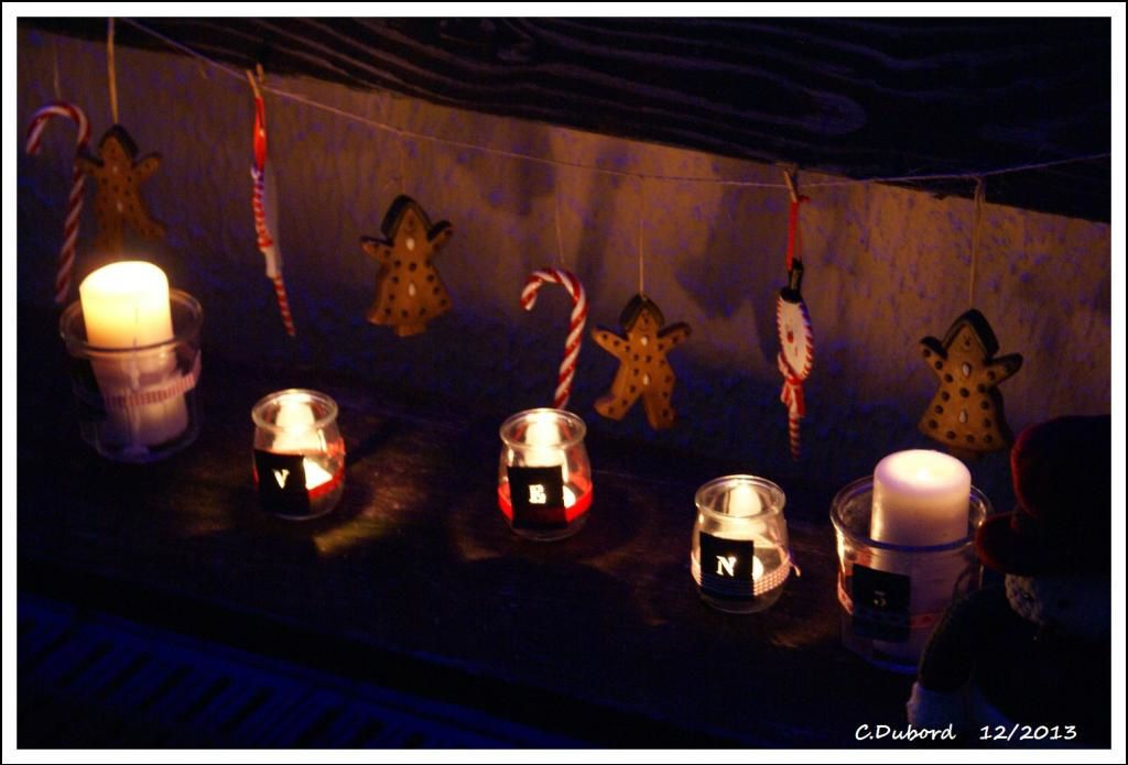 Les Lumières de Noël 2013...