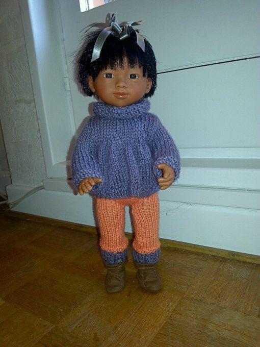 Naomi, une nouvelle poupée ethnique