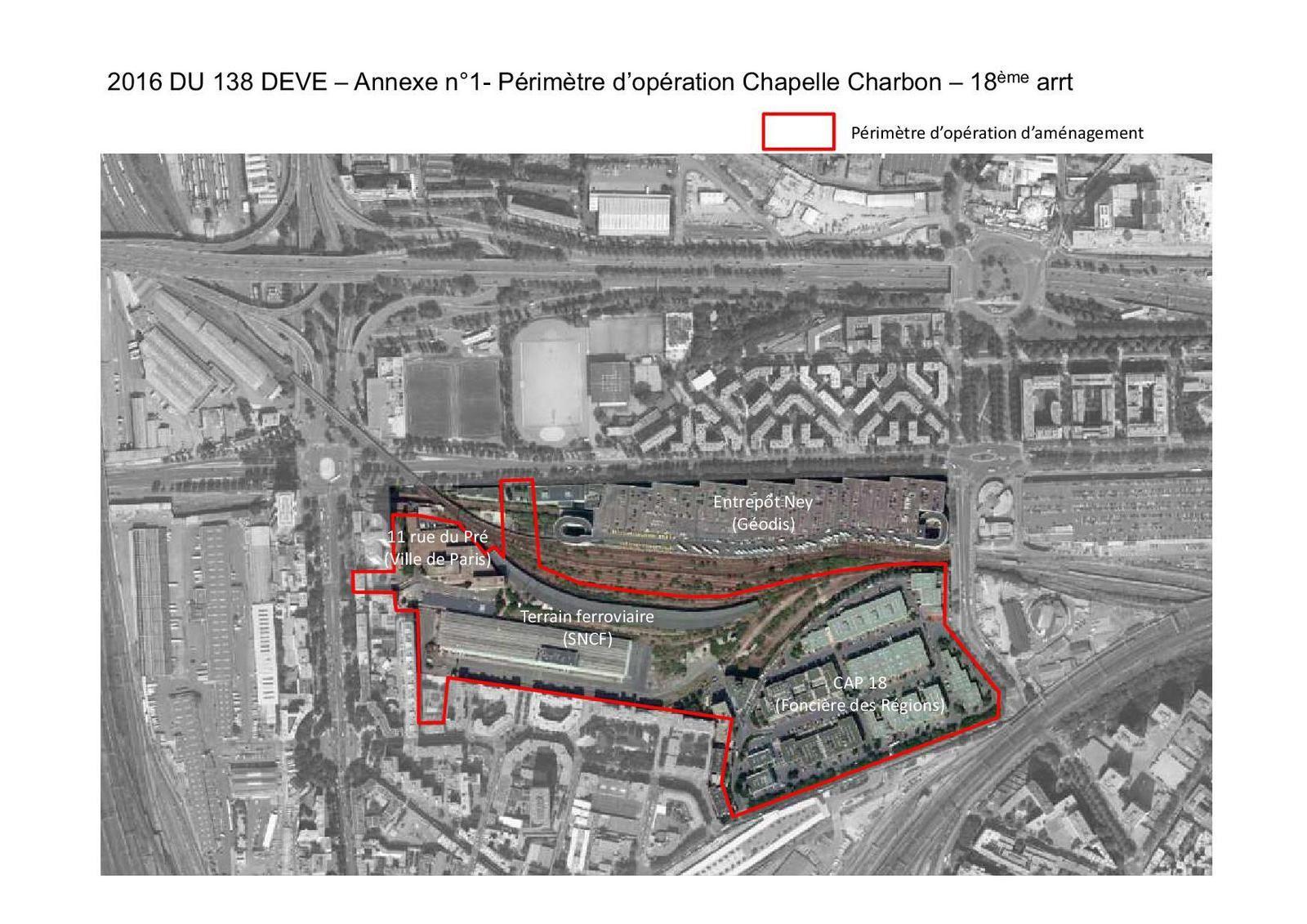 Grand parc public à Chapelle Charbon : retour sur la réunion du 7 juillet