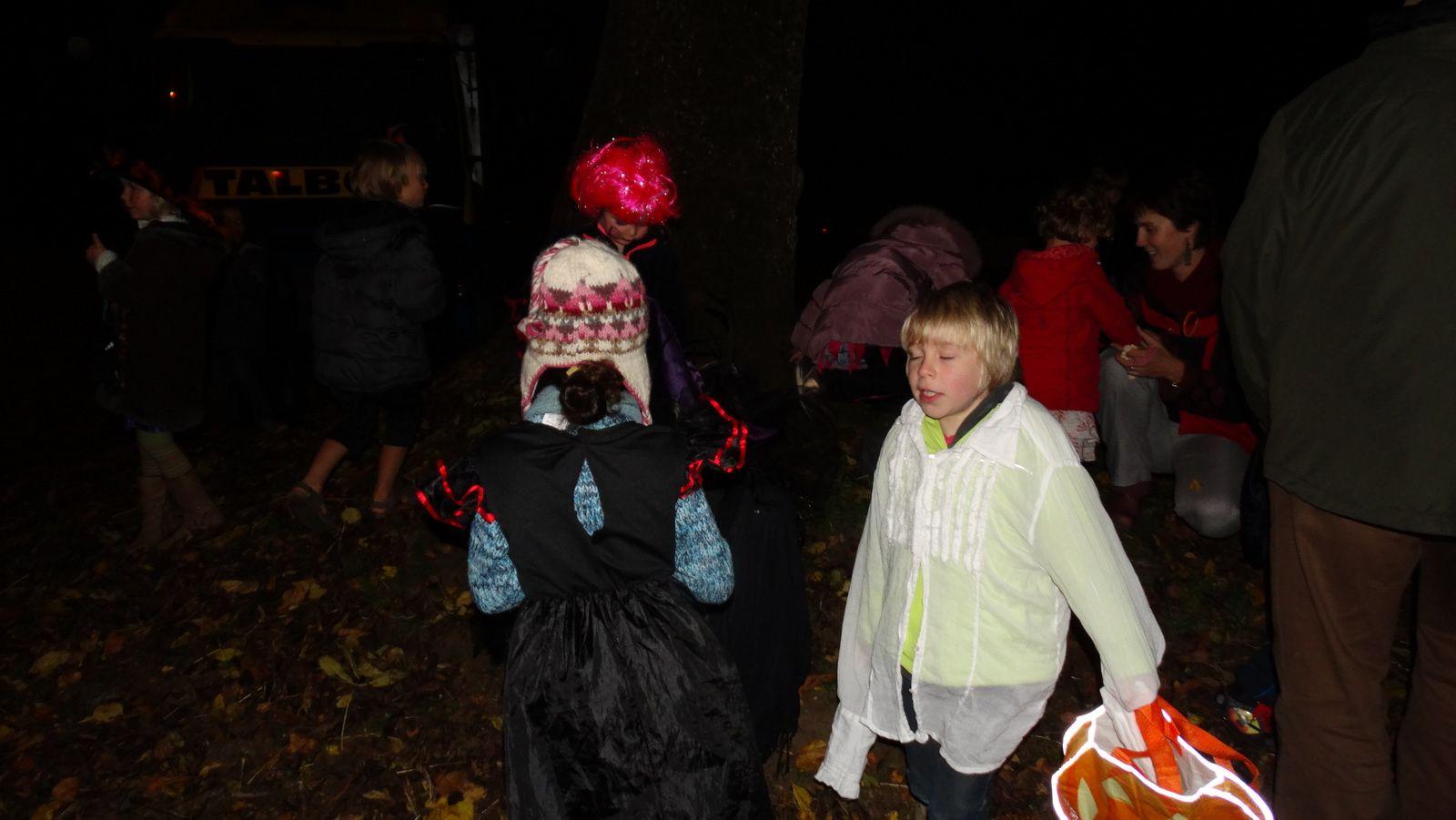Promenade et souper &quot&#x3B;Halloween&quot&#x3B; du 30/10/2015