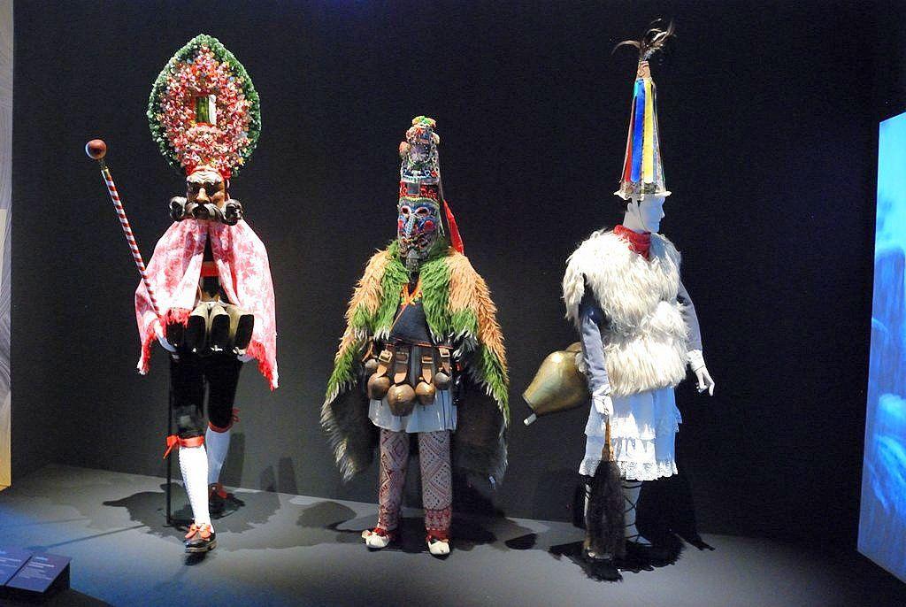 Le monde à l'envers - Carnavals et Mascarades d'Europe et Méditerranée