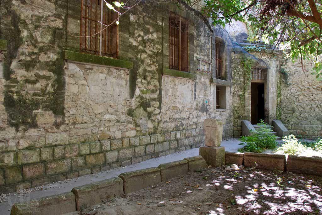 Prison Sainte-Anne en Avignon