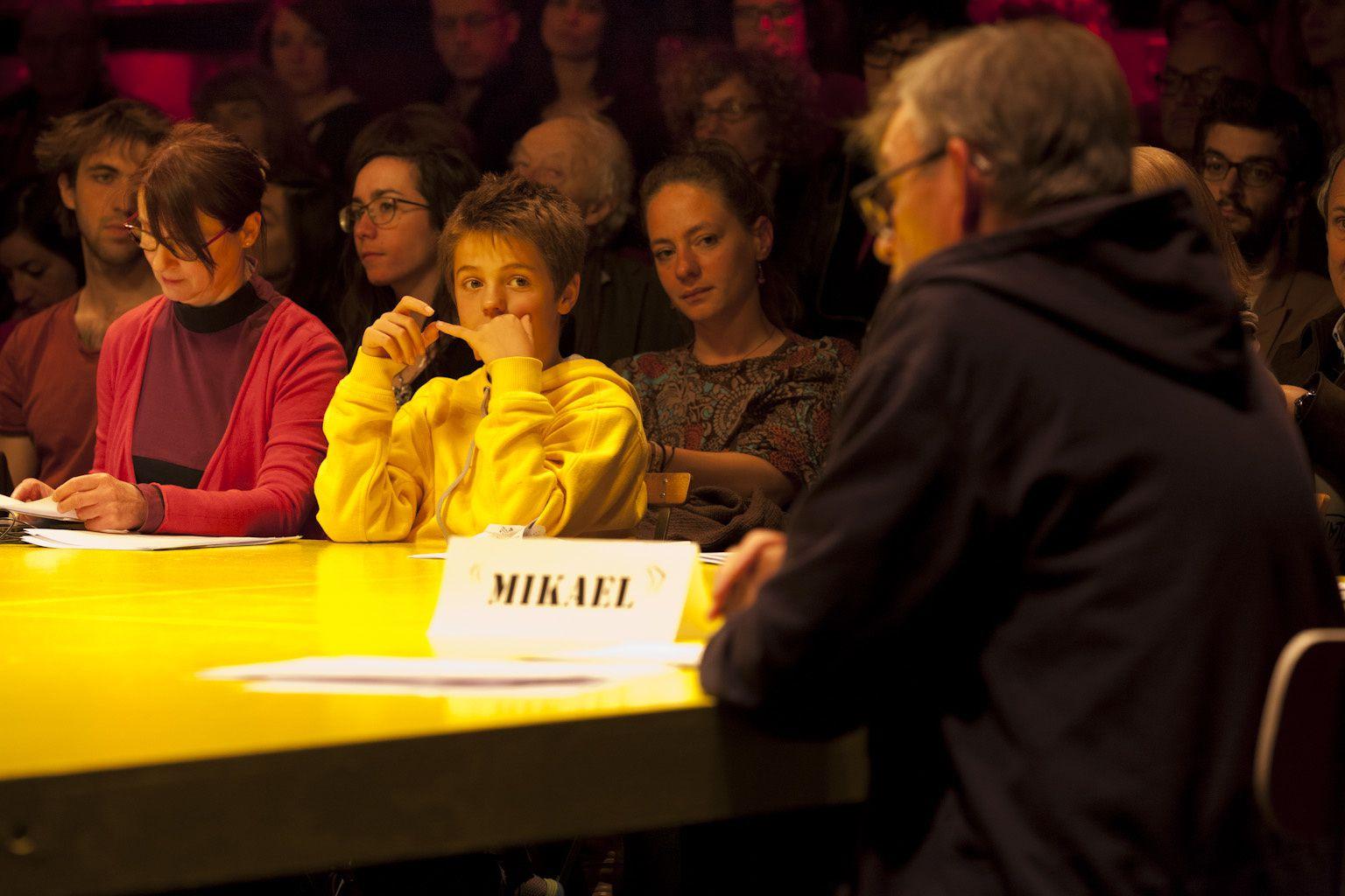 Compte rendu de la lecture du Vendredi 16 mai au Théâtre 145 avec Les Regrettants.