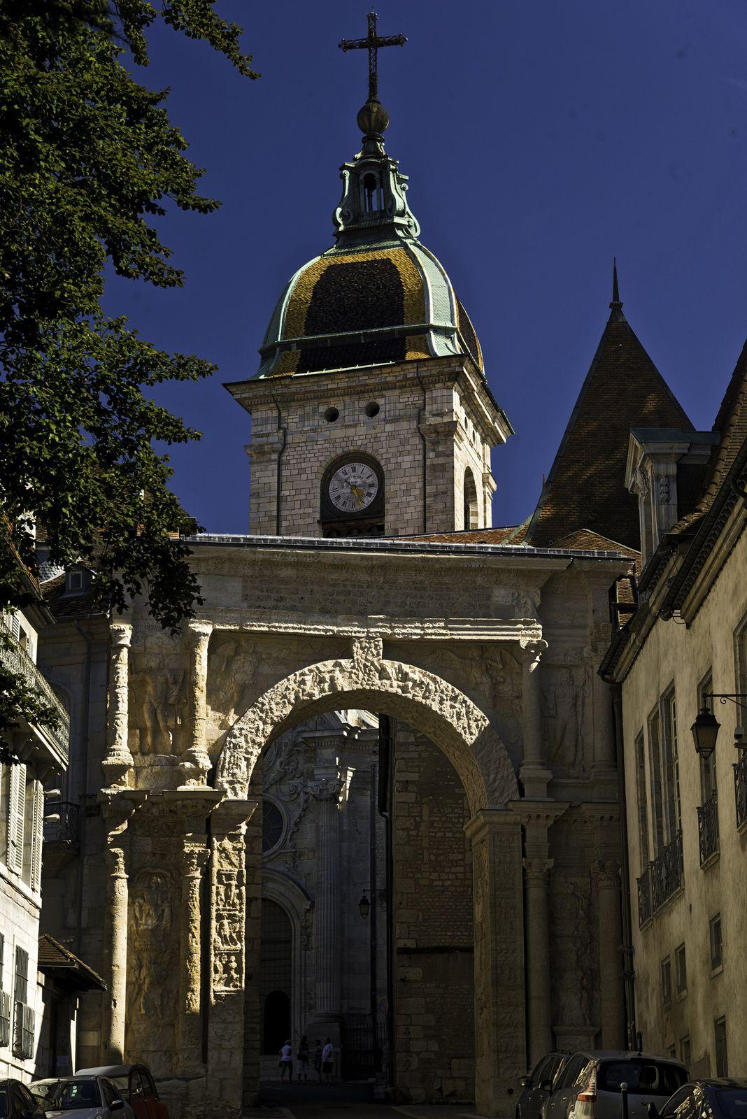 Eglises et clochers Comtois