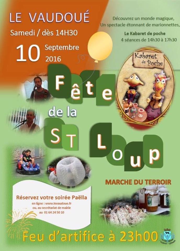 Saint Loup 2016  LE VAUDOUE