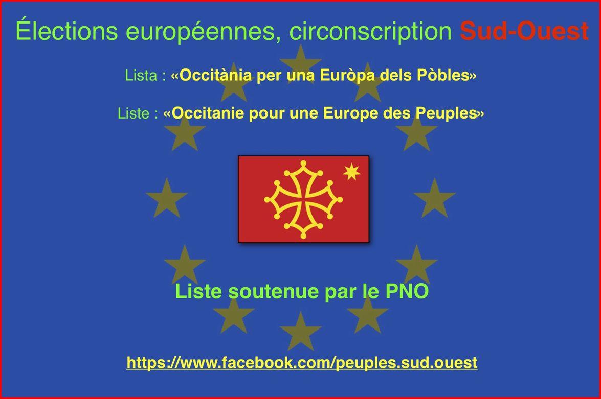 """""""Occitanie pour une Europe des Peuples"""""""