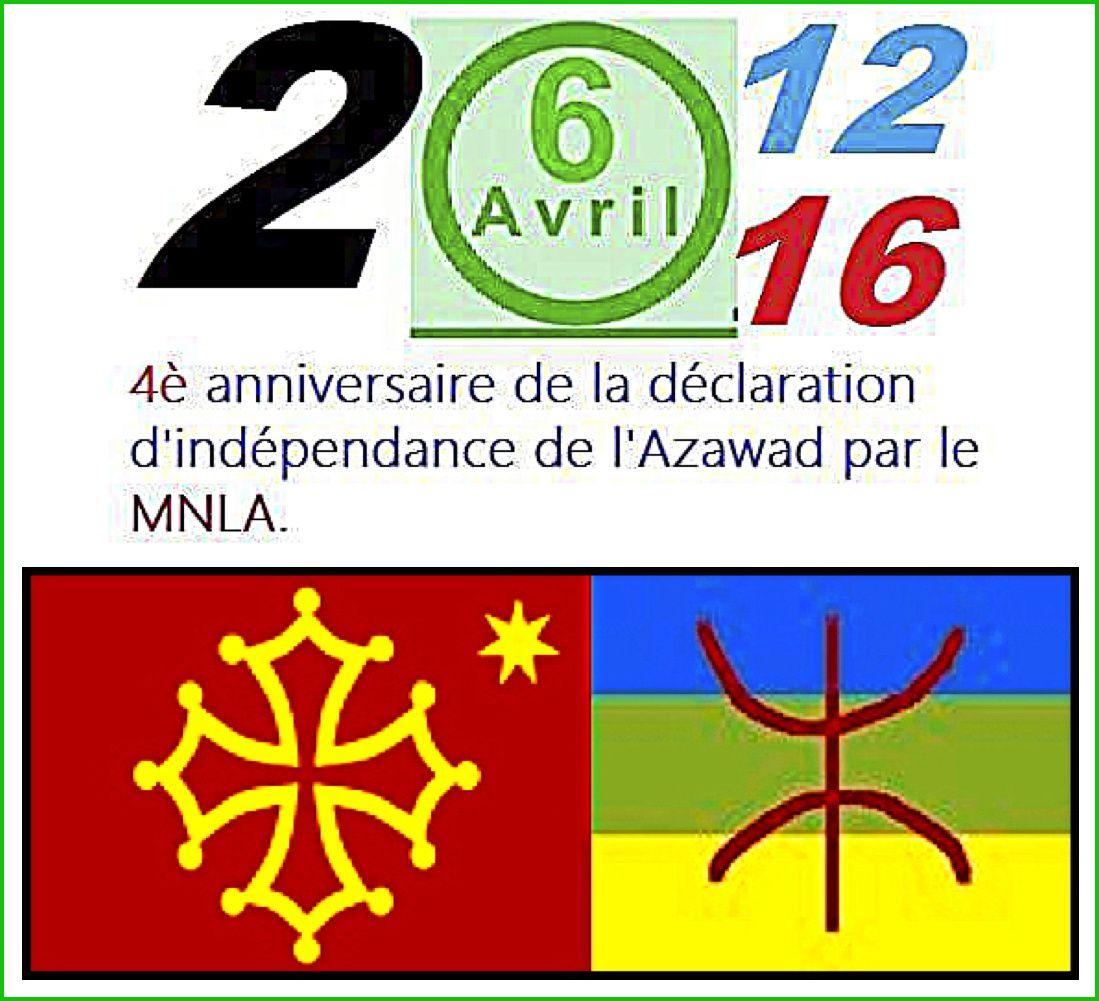 Vive l'Azawad !