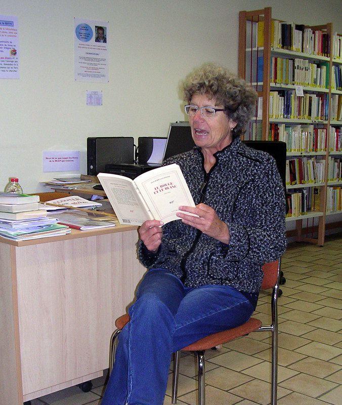 La Bibliothèque Municipale et L'ALV à la Fête d'automne