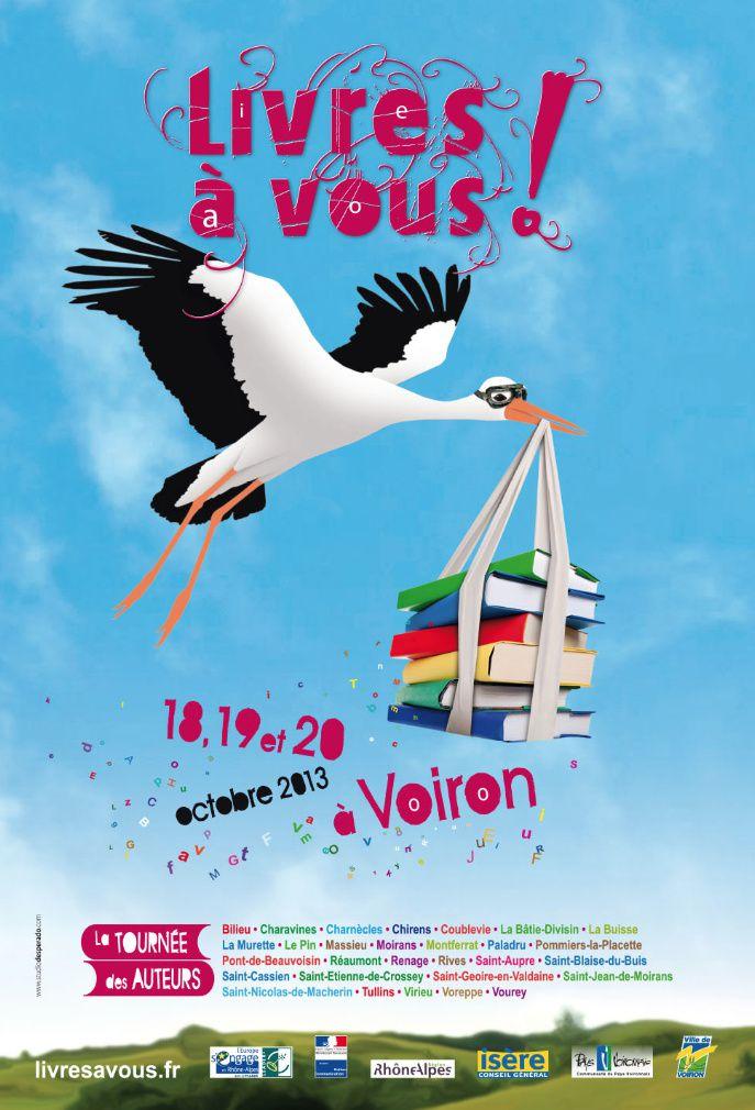 Livres à vous ! 2013