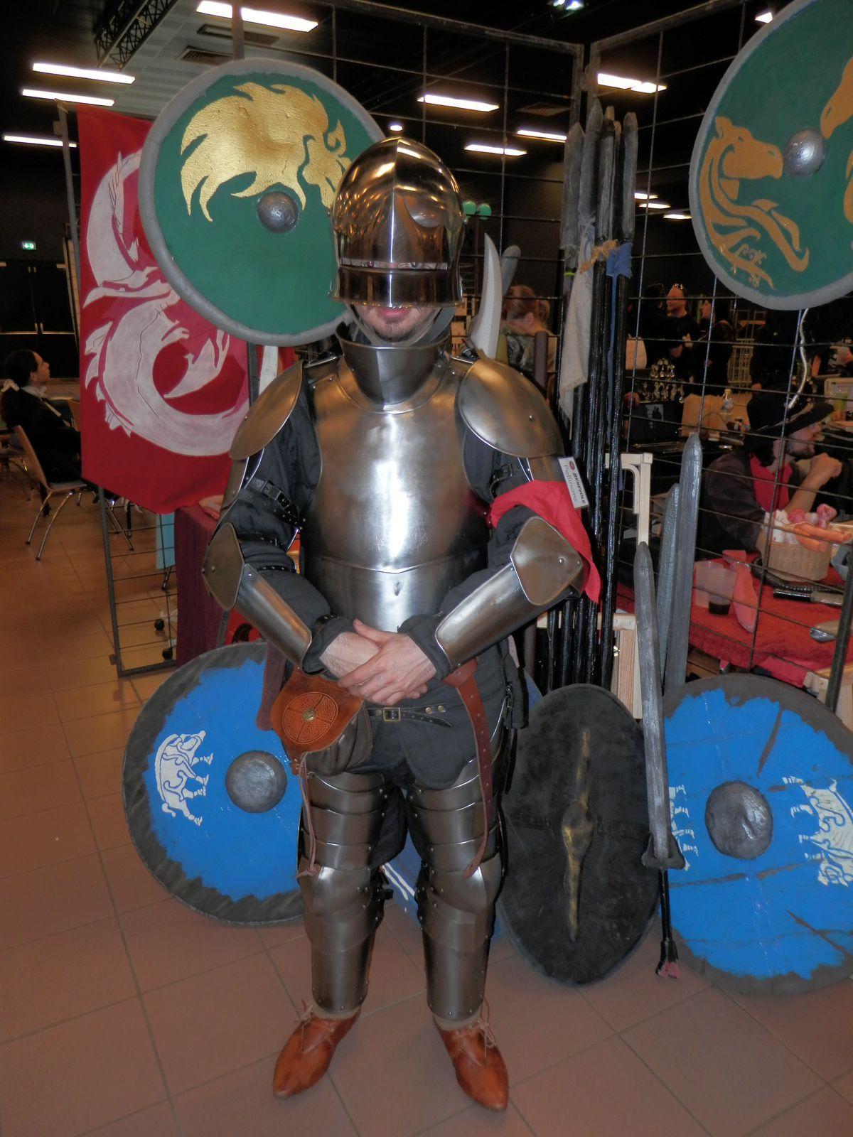 Un grand classique de la Fantasy, le chevalier !